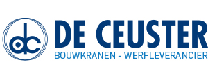 logo De Ceuster bouwkranen