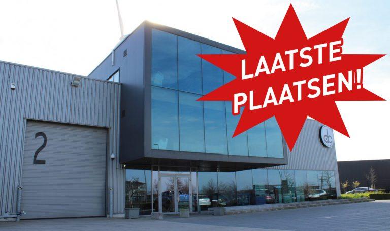 opleidingscentrum De Ceuster Lommel laatste plaatsen beschikbaar