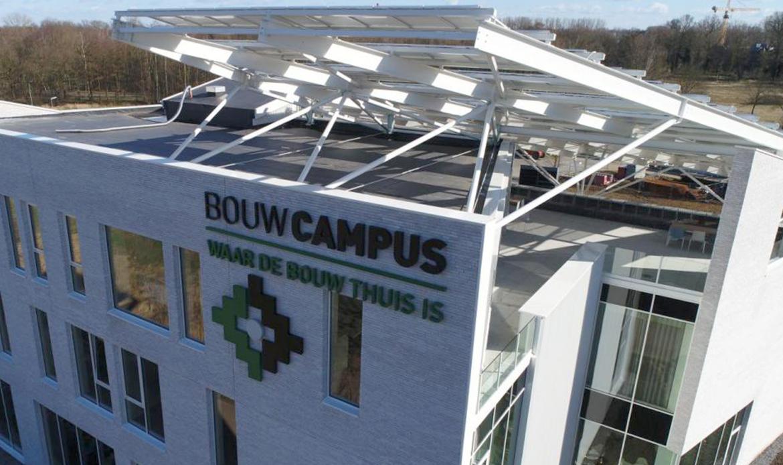 Bouwcampus CBL Diepenbeek